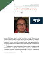 Tdp. Entrevista a Alejandro Ávila Espada. PDF