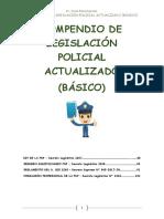 Compendio de Legislación Policial PDF
