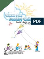 Clean Air Healthy Children (air, asthma, health), Grades K-3