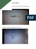 2. Configuracion de BIOS y Carga de Imagen