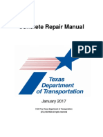 Concrete Repair Manual (2017)