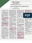 Dr. Limeback's Fluoride Apology