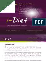 Dossier I-Diet Web