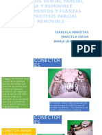 Componenetes de La Prótesis Dental Parcial Fija y
