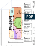 Missoni Baia Architectural Floorplan Draft