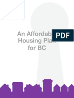BC Rental Housing Coalition