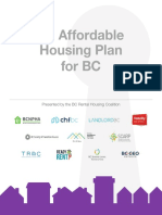 BC Affordable Housing Plan