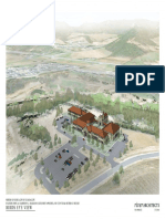 Retreat Center Renderings and Blueprints