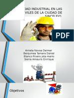 Seguridad Industrial en Las Obras Civiles de La