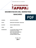 Segmentacion Del Marketing Bancario