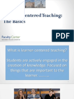 learner-centered instruction session1