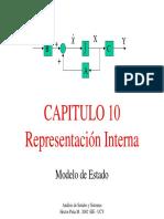 Cap-10 Representacion Interna