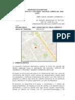 Memoria Descriptiva Indeci 02.09.16