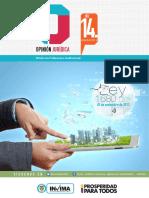Boletín Opinión Jurídica 14 - ENERO 2014.pdf