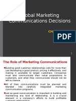 Global Marketing - Chapter 13 - Global Marketing Communications Decisions.pptx