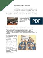 Material Didáctico Impreso
