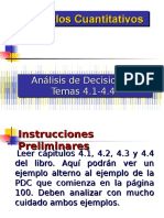 Modelos Cuantitativos 4.1-4.4