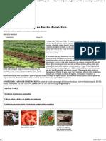 Repelente Natural Para Horta Doméstica - Globo Rural _ GR Responde