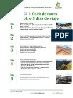 Pack Turistico CUSCO