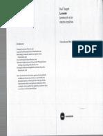 Thagard, 2008 La Mente-Introducción a Las Ciencias (Caps. 1 a 3)