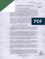 Instrumentation, Telemetry & Remote Sensing
