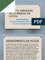 Impacto Ambiental de La Mineria en Potosi