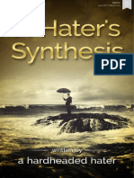 A Hater's Synthesis Last Edit