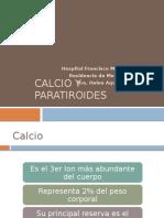 Calcio y Paratiroides.pptx