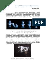 Projeção Mapeada Com o VPT7- Experimentos de Conversacao Com o Espaco