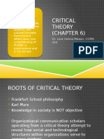 Critical Theory (Chapter 6) by Dr. Lora Helvie-mason-ppt-15