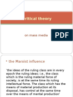 Critical Theory on Mass Media-PPT-36