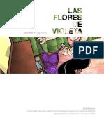 Avhin -Las Flores de Violeta- Libro Juego