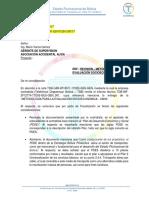 Ne - Respuesta - Metodología Para La Evaluación Socioeconómica - Vans 2277