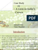Case Study on Gitanjali Gems