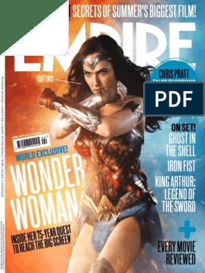 Empire_UK_Issue_334_April_2017_vk_com_stopthepress pdf | Wonder