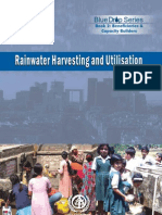 Rainwater Harvesting and Utilisation