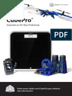 Brochure Cubepro Geincor SAC