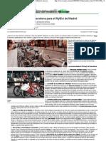 Lecciones de París y Barcelona para el MyBici de Madrid (Artículo de Soitu)