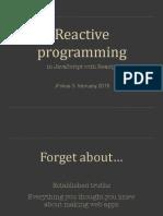Reactive programming with Reactjs.pdf