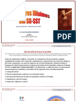 Estándares Minimos SG-SST-Abril 2017