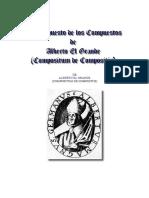 El Compuesto de Los Compuestos - Alberto Magno
