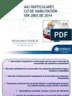 Otros Temas Particulares. Res 2003 de 2014 (1)