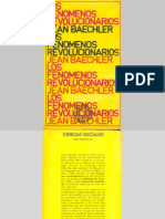 Baechler, Jean - Los Fenómenos Revolucionarios