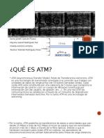 Topología ATM
