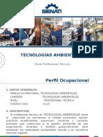Presentación Tecnologías Ambientales