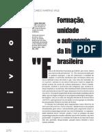 Formação Unidade e autonomia da literatura Brasileira  Ricardo Valle.pdf