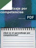Aprendizaje Por Competencias
