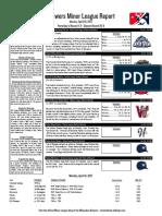 4.10.17 Minor League Report