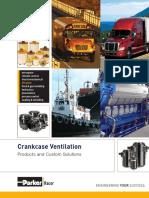 CrankCase Ventilation PARKER - Racor