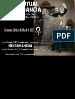 Conferenciamagiaritualynigromancia Danielpespinosa 131207095616 Phpapp01